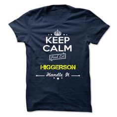 [Best stag t shirt names] HIGGERSON Teeshirt of year Hoodies, Tee Shirts