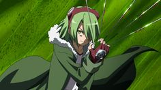 Is it bad I loved him instantly? I guess his character design appeals to me. Huh. Akame ga KILL!