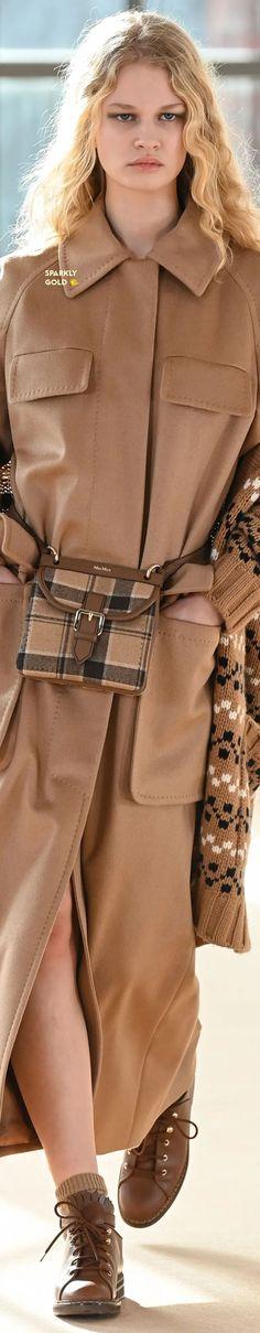 Max Mara Fall 2021 RTW Eye For Beauty, Coat Dress, Max Mara, Fur Coat, Fall Winter, Dressing, Feminine, Jackets, Coats