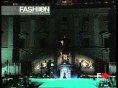 """""""Gai Mattiolo"""" Autumn Winter 1997 1998 Rome 9 of 9 Haute Couture woman b..."""