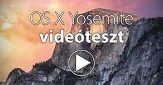 OS X Yosemite videóteszt - iMagazin