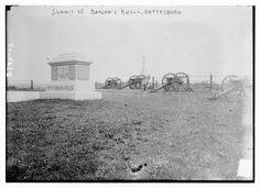 Summit of Barlow's Knoll, Gettysburg | Black & White | Pinterest ...