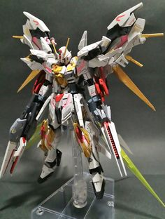 GUNDAM GUY: 1/100 Gundam Ascension - Custom Build
