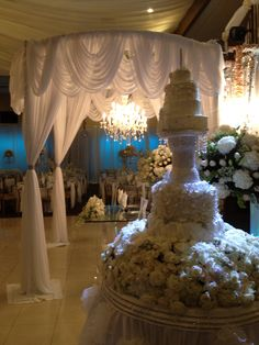 Dream Wedding by All Party Rentals!