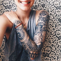 Half sleeve tattoos for women 37 trend on 2017