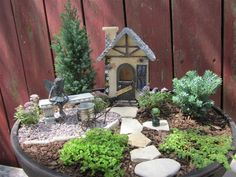 Create your own fairy garden at the Hanover Branch May 18, 2016. Intended for ages 10 and older with an adult. Registration required.