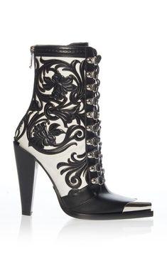 Balmain Calamity Ankle Boot