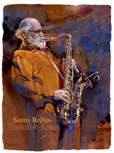 Sonny_Rollins ソニー・ロリンズ