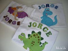 Camisas+de+manga+longa+-+Dinossauros