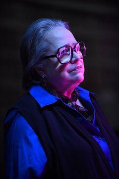 Kathy Bates as Iris - American Horror Story: Hotel