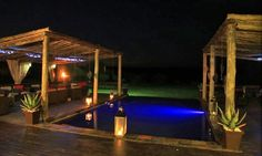 Groupon - Gauteng: One or Two-Night Self-Catering Stay for Up to Six Including a Game Drive at Mangwa Valley Game Lodge in Mangwa Valley Game Lodge. Groupon deal price: R