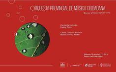 Córdoba: Orquesta Provincial de Música Ciudadana