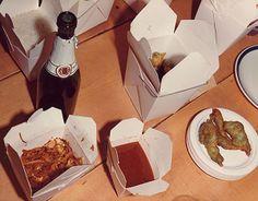 © Stephen Shore, Chinese Food, circa 1970