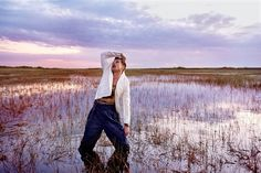 Brad Pitt Ryan McGinley GQ Magazine (6) • WMN ISSUE