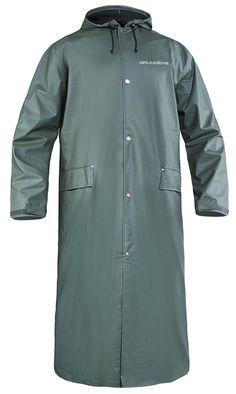 614886f0153 Grundéns 059 Coat  Amazon.co.uk  DIY   Tools Pvc Raincoat