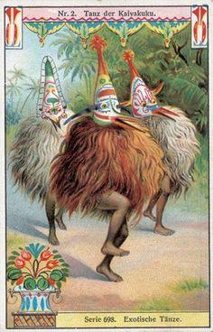 [Danza dei Kaivakuku], 1900-10 Rooster, Moose Art, People, Animals, Museums, Art, Figurine, Animales, Animaux