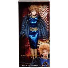 Barbie Hunger Games Effie Doll