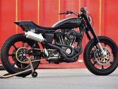 Richard Pollock's Custom Bikes - Motorcyclist Magazine