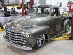 Classic Chevrolet Trucks.  #ClassicChevys