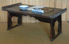 "Folding kiri wood tray table by EASTERN CLASSICS. $79.00. folding table. 23-1/2"" w x 13-1/4"" d x 10-1/2"" h. handmade solid kiri wood, also known as paulownia wood. smoked finish. light weight. handmade solid kiri wood, also known as paulownia wood 23-1/2"" w x 13-1/4"" d x 10-1/2"" h  Eastern Classics  Berkeley CA 94710  510.526.1241  www.tansushop.com"
