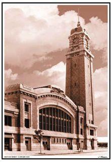 Jim Ptacek West Side Market, Cleveland, Ohio