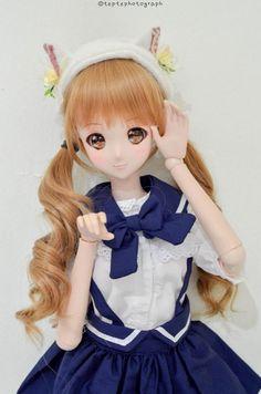 Mirai Suenaga Smart Doll by teptepp_
