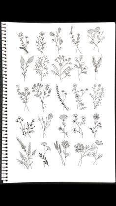 Wildflower Tattoo Ideen Flower Tattoo Designs - flower tattoos - The World Compass Tattoo, Hamsa Tattoo, Wrist Tattoo, Clavicle Tattoo, Tattoo Shoulder, Trendy Tattoos, Cute Tattoos, Body Art Tattoos, Tattoos For Women
