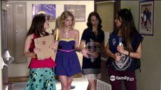 Spencer, Aria, Emily, Hanna - Pretty Little Liars Season 3 Episode 2