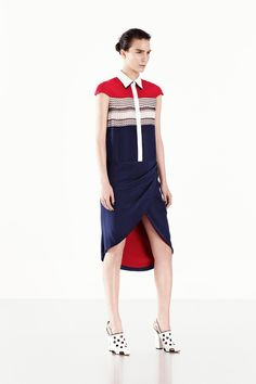 Prabal Gurung Resort 2014 Collection Slideshow on Style.com
