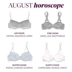 We looked to the stars & found your August match! 💫