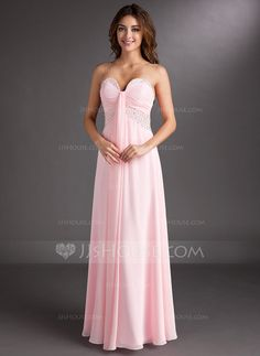 Prom Dresses - $132.99 - A-Line/Princess Sweetheart Floor-Length Chiffon Prom Dress With Ruffle Beading (018004853) http://jjshouse.com/A-Line-Princess-Sweetheart-Floor-Length-Chiffon-Prom-Dress-With-Ruffle-Beading-018004853-g4853?no_banner=1&utm_source=facebook&utm_medium=post&utm_campaign=6005941673279&utm_content=140411_12