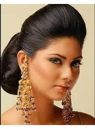Hindu Hair  | Indian Hairstyles, indian hairstyles for women, indian hair, indian ...