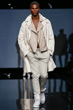 Ermanno Scervino Menswear Spring Summer 2015 Milan - NOWFASHION