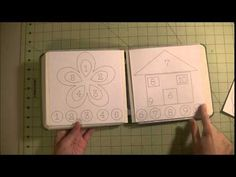 Cricut Explore Drawing Book Finished - YouTube