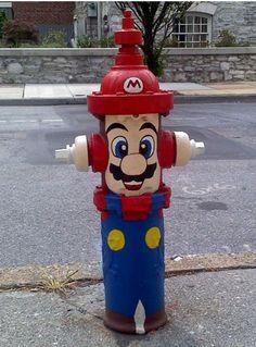 Mario Bros in Harrisburg, Pa.