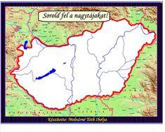 Fotó itt: Magyarország felszíni formái, domborzata, interaktív tananyag 3-4. osztály - Google Fotók Google
