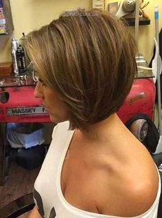 Bob Hairstyles 2015 – Short Hairstyles for Women 30 Layered Bob Hairstyles | Bob Hairstyles 2015 – Short Hairstyles for Women http://www.tophaircuts.us/2017/07/06/bob-hairstyles-2015-short-hairstyles-for-women-6/
