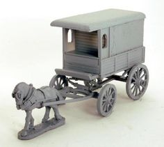 another wagon by Blue Moon Manufacturing. this time a classic of the western genre, the snake oil sales man.