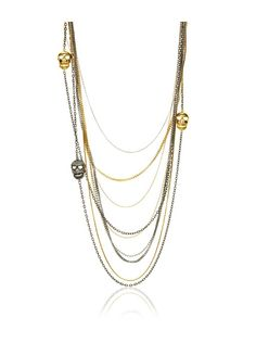 LOVE this long necklace (Joanna Laura Constantine Jewelry)
