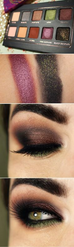 Pretty Eyes Shadow # Makeup Tutorials / Best LoLus Makeup Fashion