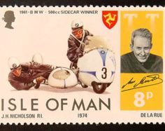 1961 BMW 500cc Sidecar Winner De La Rue Motorcycles & Motorbikes -Handmade…