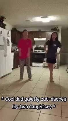 54,169 points • 577 comments - Dad videobombs his daughters dancing. - 9GAG has the best funny pics, gifs, videos, gaming, anime, manga, movie, tv, cosplay, sport, food, memes, cute, fail, wtf photos on the internet!