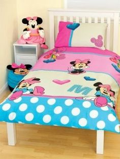 Minnie Mouse Theme | Minnie Mouse Theme Bedroom Decor And Bedding Set Images Pictures