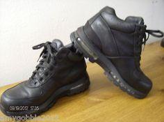 Boy Nike Air Max ACG boots,$25