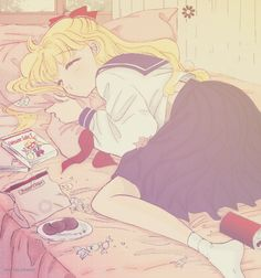 Minako//Sailor Venus
