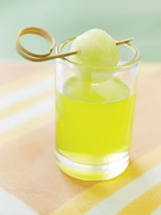 Honeydew Shot | 13 Vodka Shots You'll Actually Want To Take