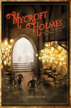 """Read """"Mycroft Holmes and the Adventure of the Desert Wind"""" by Janina Woods available from Rakuten Kobo. Sherlock Holmes is missing. Original Sherlock Holmes, Sherlock Holmes Stories, Adventures Of Sherlock Holmes, Mycroft Holmes, Sherlock Books, Sherlock Fandom, Sherlock Bbc, Buy Cheap Books, A Study In Scarlet"""