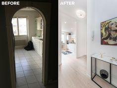 Hall | Before & After Malmhattan 5 of 5 #hall #beforeandafter #malmhattan #malmö #malmo #föreochefter