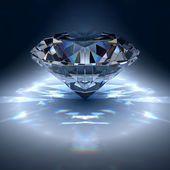 Diamante. Fotografia de Stock