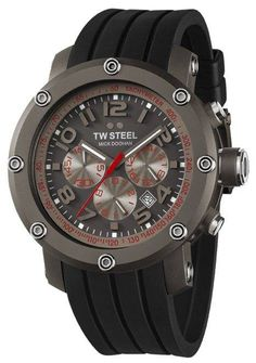 TW Steel Watch Mick Doohan Edition 45mm Limited Edition